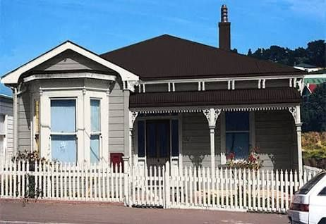 Image result for villa painting colours nz