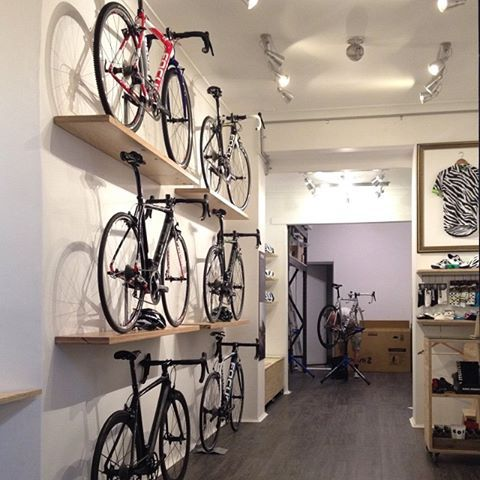 12 Best Bike Shop Ideas Images On Pinterest Shops Spaces And Board