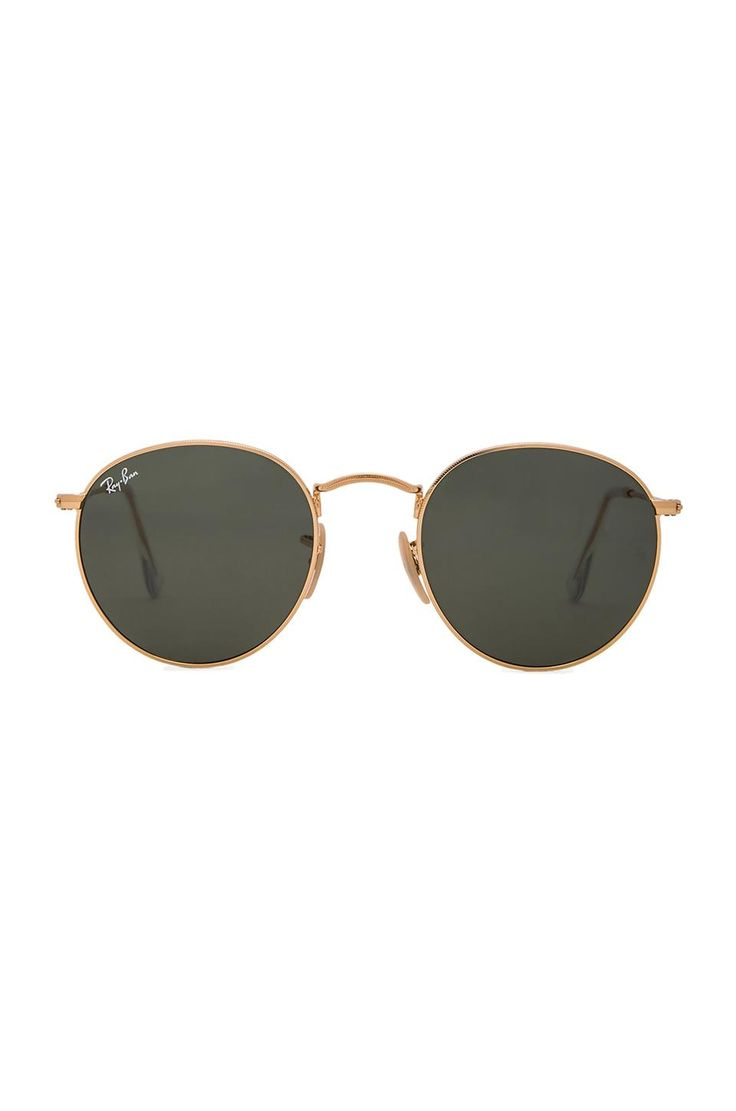 http://rubies.work/0975-sapphire-pin-brooch/ Ray-Ban Round Metal in Green Classic. I need these