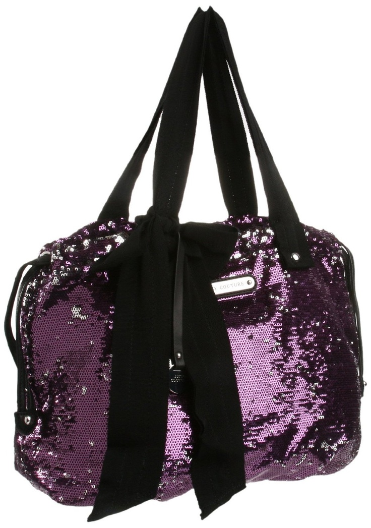Juicy Couture...yes please, I love purple and anything that is sparkle-eee