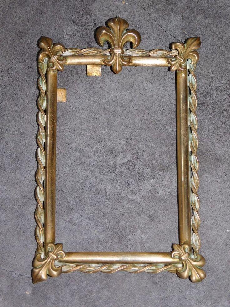 Les 25 meilleures id es de la cat gorie cadre photo baroque sur pinterest b - Petit cadre photo baroque ...