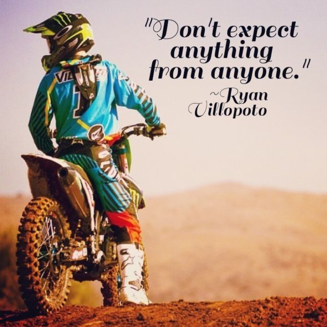 Dirt Bike Quotes: 25+ Best Motocross Quotes On Pinterest