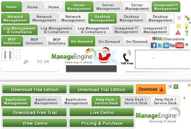 Patch Management module of Desktop Central provides complete patch management software capability from vulnerability assessment to patch deployment.