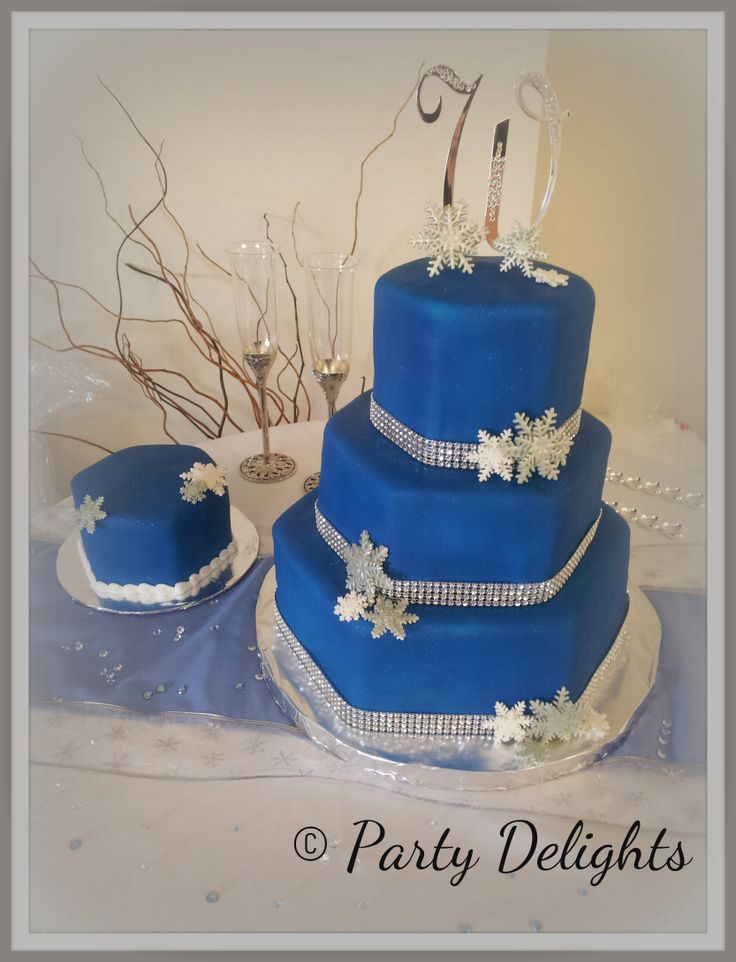 royal blue and silver wedding cake ideas 34 best images about blue and silver wedding ideas on 19356