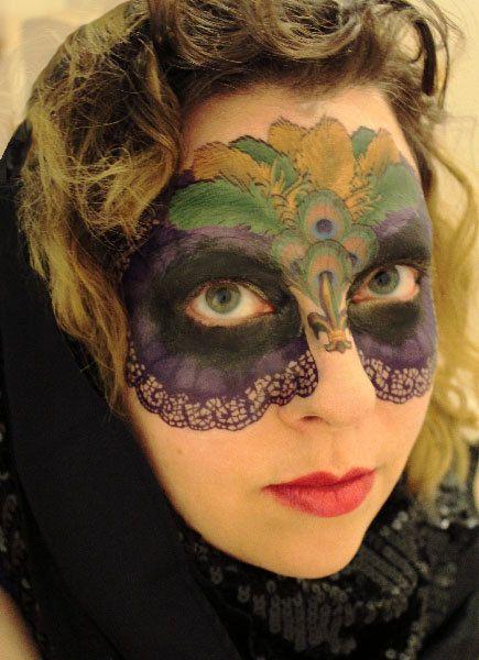 628 best mardi gras theme soir e images on pinterest for Mardi gras mask tattoo