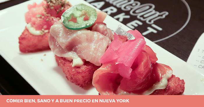 Comer Bien Y Sano En Nueva York Guía De Nueva York Y Compras Comer Bien Lugares Secretos Nueva York