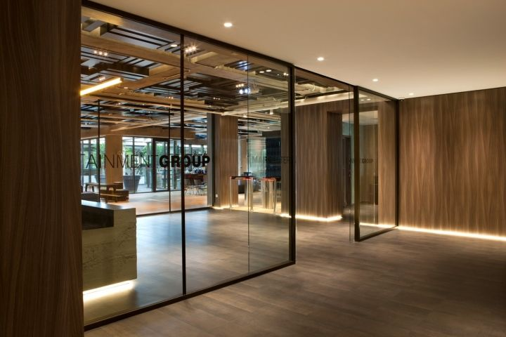 Mars Entertainment Group office by Geomim, Istanbul – Turkey February 27th, 2014 by retail design blog