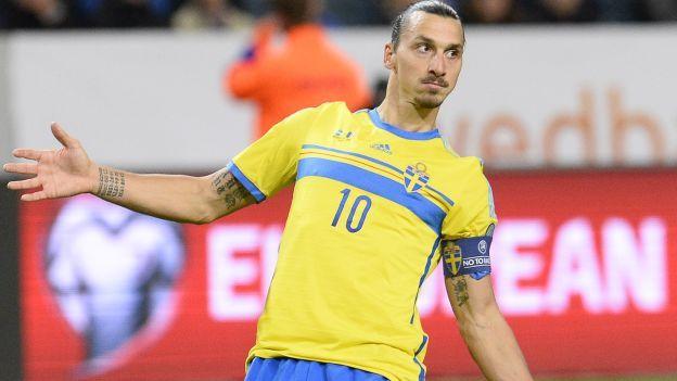 La Selección de Suecia no logró clasificar directo a la Eurocopa Francia 2016 y eso, ha enfurecido a Zlatan Ibrahimovic. Sucede que esta estrella del fútbol europeo tendrá que jugar con su selección el repechaje de estas Eliminatorias. Oct 14, 2015.