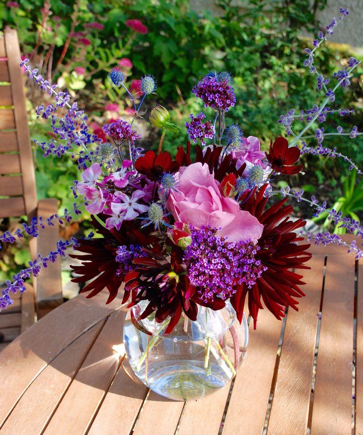 Autumn flowers 28/9/15: