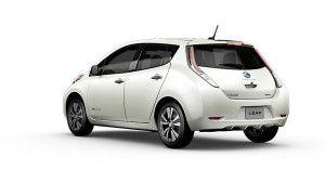 2015 Nissan Leaf incentives
