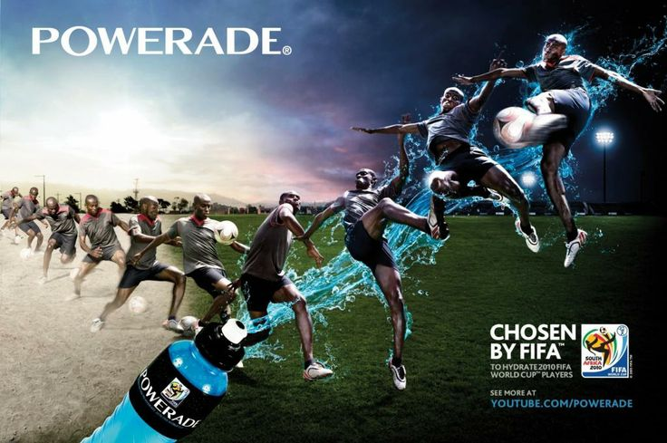 Powerade's FIFA Advertisement Fifa 2014 world cup, World