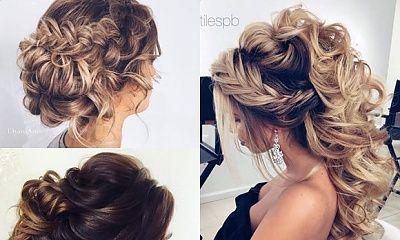 Najpiękniejsze fryzury dla panny młodej i świadkowej na sezon 2017