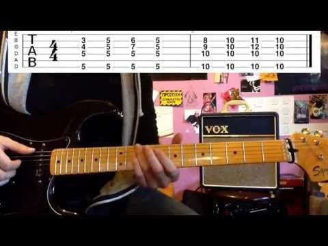 Duffy - Mercy Guitar Lesson - YouTube