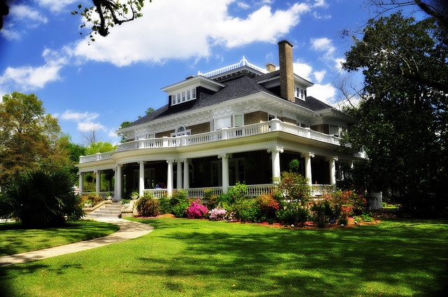 Southern Plantation Home My Dream Home Pinterest