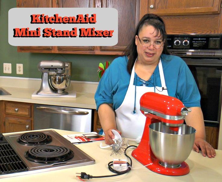 Kitchenaid mini stand mixer unboxing ksm3311xht amy