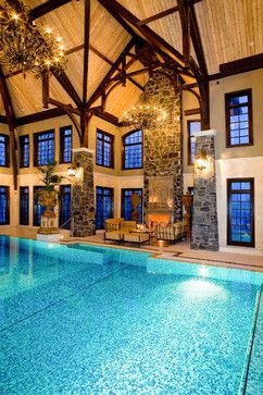 find this pin and more on indoor pool designs by ingroundpools. beautiful ideas. Home Design Ideas