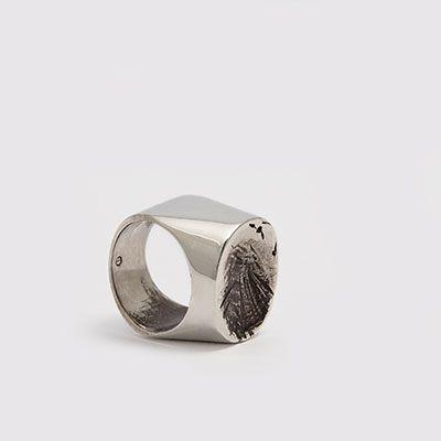 Galileo signet ring