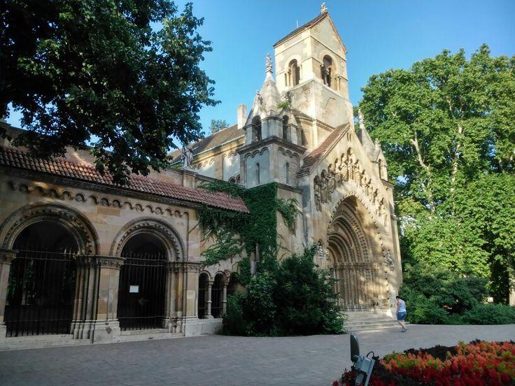 Budapest Vajdahunyad Vára