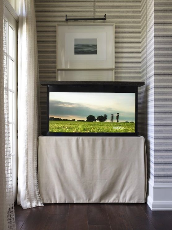 how to make a paper flatscreen tv