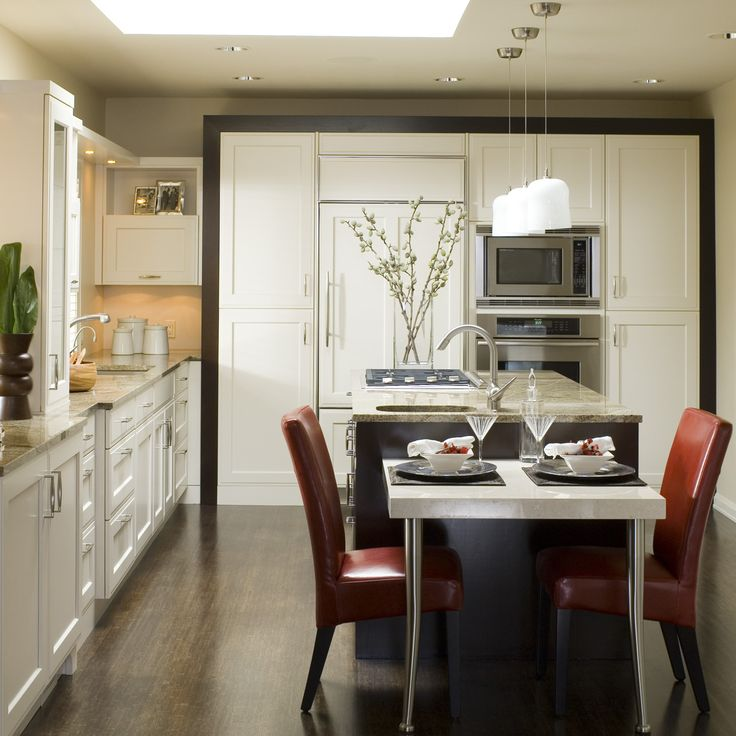 Astonishing Urban Kitchen Remodel With Great Granite Countertop And White Kitchen  Cabinet. Part 86