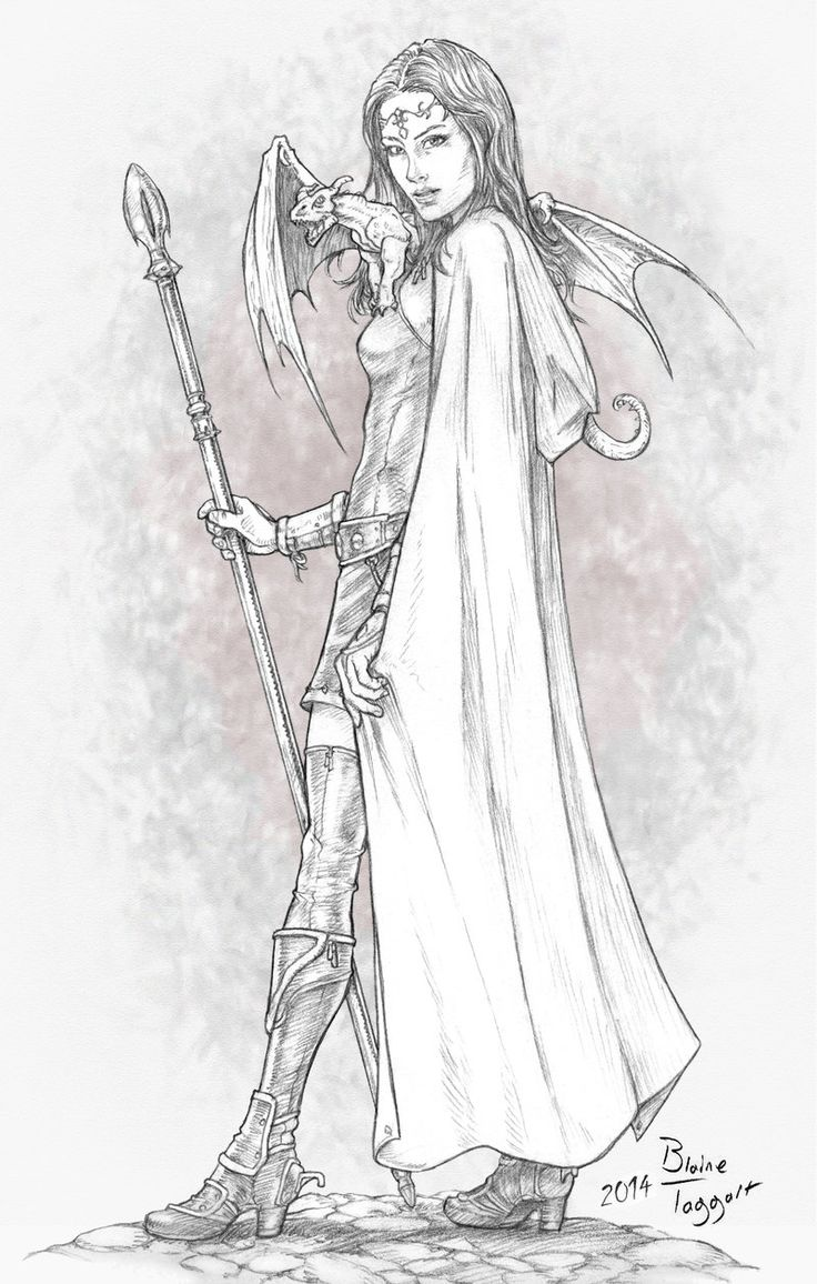 Niana The Mage by staino armor clothes clothing fashion player character npc | Create your own roleplaying game material w/ RPG Bard: www.rpgbard.com | Writing inspiration for Dungeons and Dragons DND D&D Pathfinder PFRPG Warhammer 40k Star Wars Shadowrun Call of Cthulhu Lord of the Rings LoTR + d20 fantasy science fiction scifi horror design | Not Trusty Sword art: click artwork for source