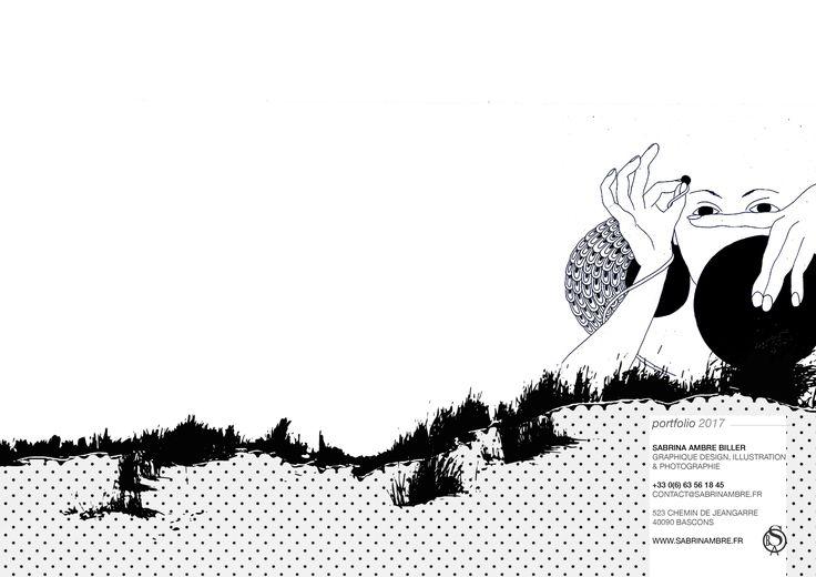 Portfolio | Illustration | Sabrina Ambre Biller | 2017