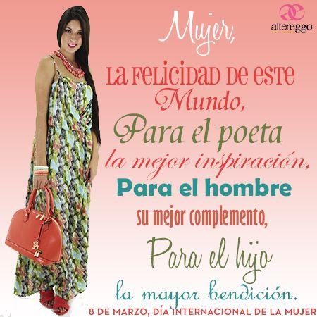 ===El dia de y para la Mujer=== 8012653406ee1b863b62d27ff6700841
