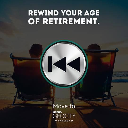 Inno GeoCity- Invest in a property that gives you maximum returns and lets you live a life of luxury and comfort, even after retirement.  #realestate #invest #oragadam