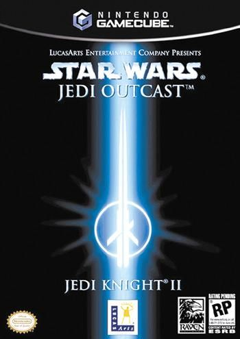 Jedi Knight II -Kyle Katarn was so weak as a character, my calling to the dark side got stronger than ever.