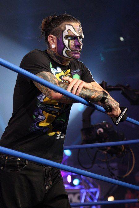 Jeff Hardy TNA Impact 8/16/12