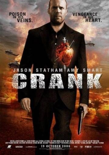 Crank is a balls out extreme movie that doesn't take itself seriously. And that's a good thing. Love it or hate it, but decide only after watching it.