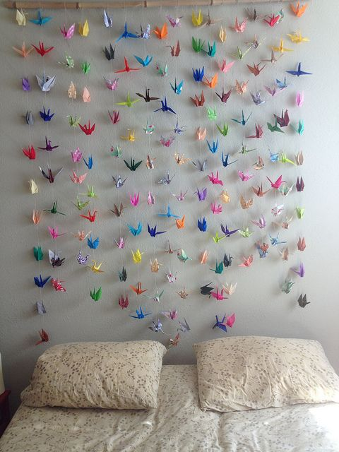 17 best images about marie on pinterest spaghetti for Origami decorations for your room