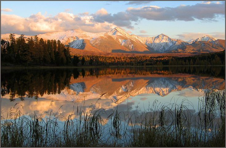 PolAnna - Закат на озере Киделю