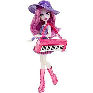 Check out the Monster High Ari Hauntington Doll + Accessory (DVH62) at the official Mattel Shop website. Explore the world of Monster High today!