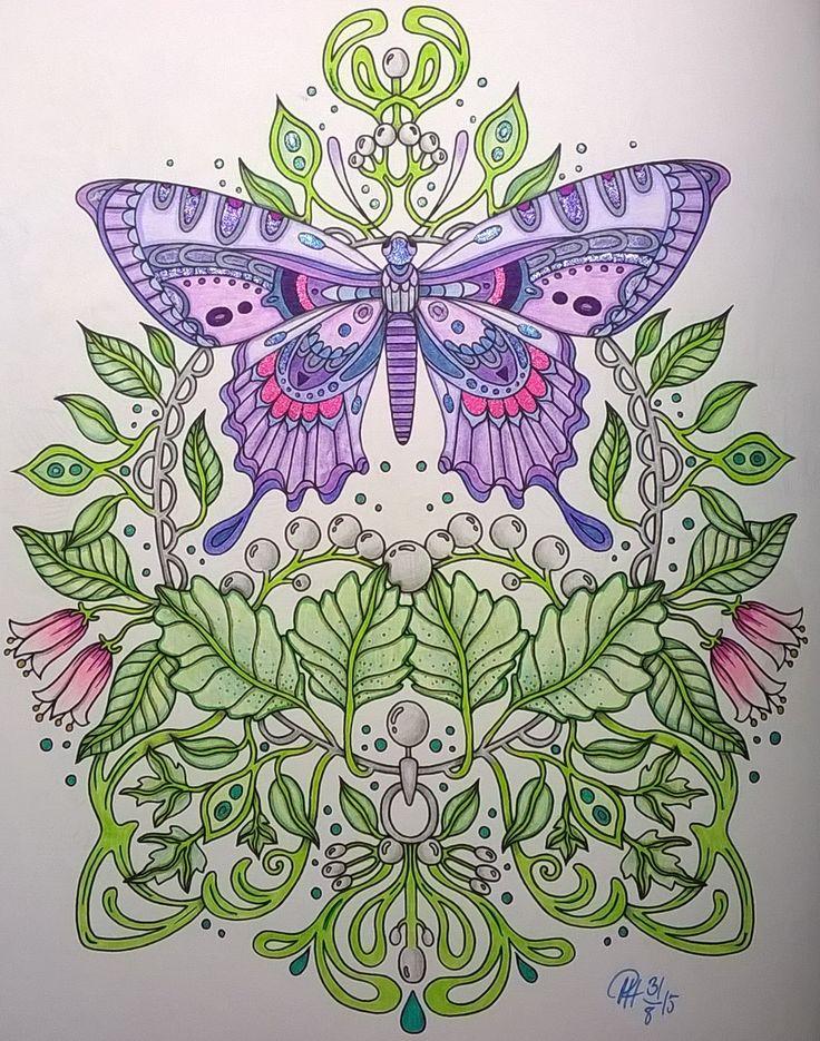 Coloring Book Dagdrommar Pencils Faber Castell