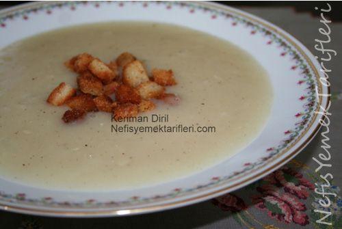 Soğan Çorbası Tarifi, Çorba Tarifleri3
