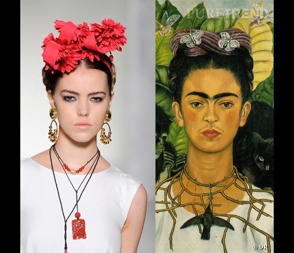Quand l'Art inspire la mode.