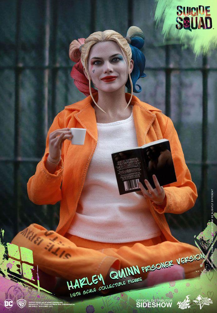 Suicide Squad Movie Masterpiece Actionfigur 1/6 Harley Quinn (Prisoner Version) 28 cm