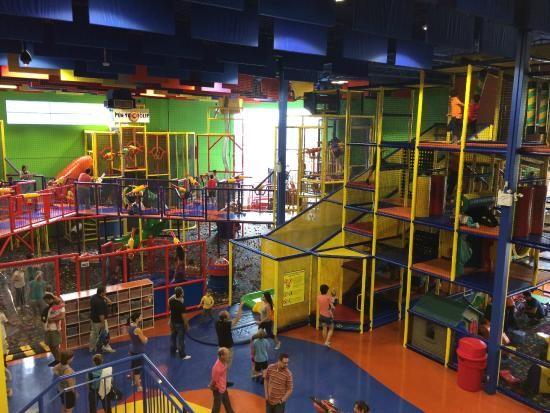 1000 images about centre d39amusements pour enfants on With charming pour salle de jeux 6 jeux funtropolis
