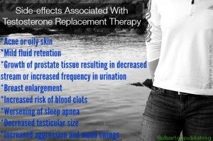 Side Effects of #Testosterone #therapy #TRT #PSA #apnea #bloodclot #gotogo