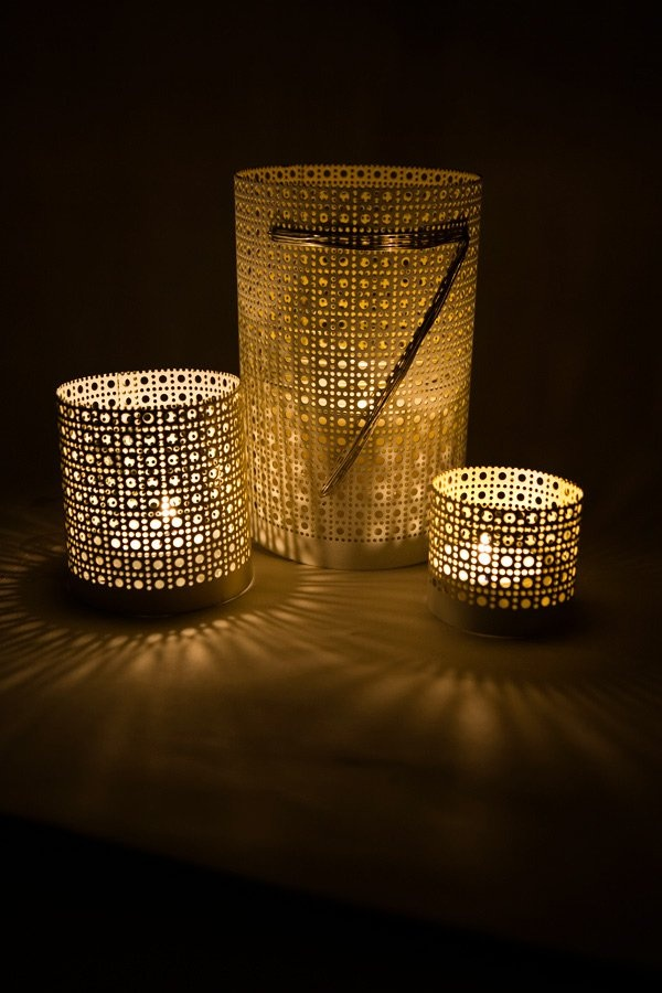 Best images about luminating tin cans recycled garbage