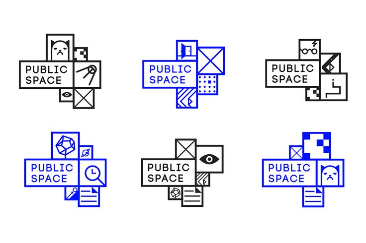Graphic design - Declinaison de logos - Inspiration