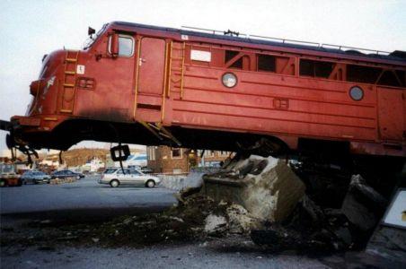 Transport.- Bil og bane i Bodø