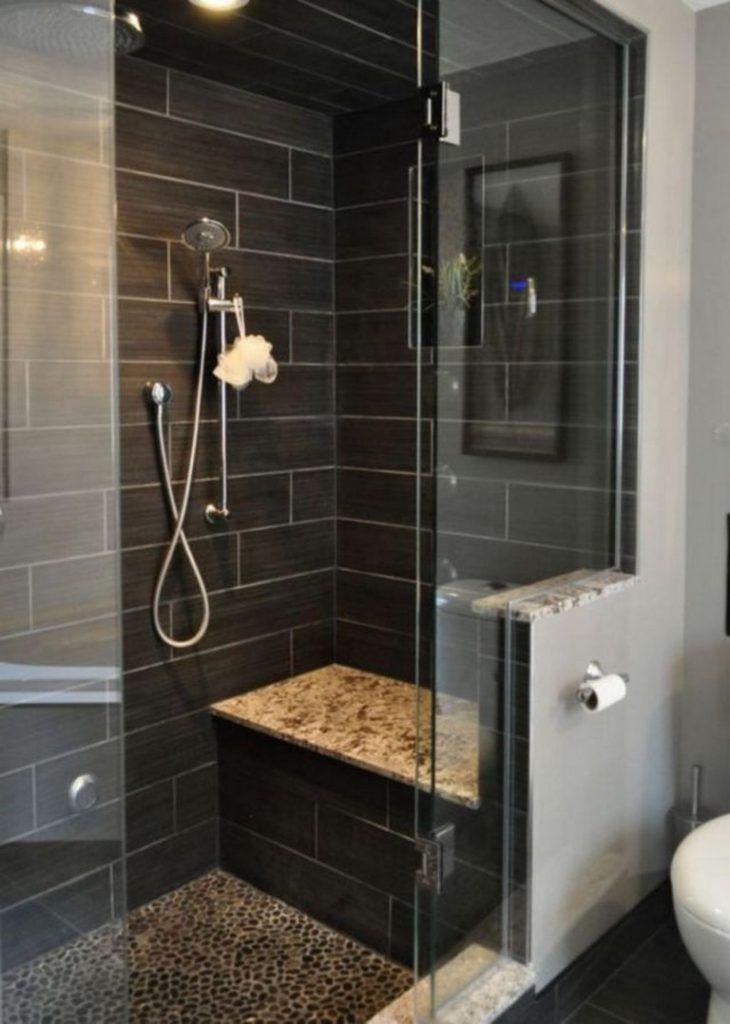 41 Stunning Bathroom Tile Shower Design Ideas Bathroom Remodel Master Bathroom Interior Design Small Bathroom Remodel