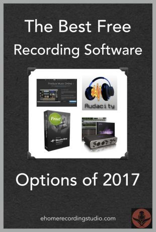 The Best Free Recording Software Options of 2017