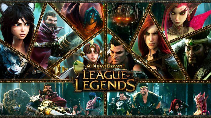 League of Legends Wallpaper HD : Find best latest League of Legends Wallpaper HD for your PC desktop background & mobile phones.