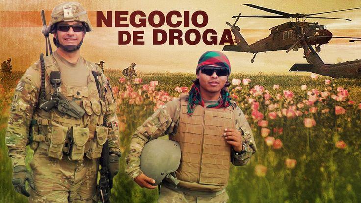 Detrás de la Razón - Drogas, heroína, narcoterrorismo escondidos entre A...