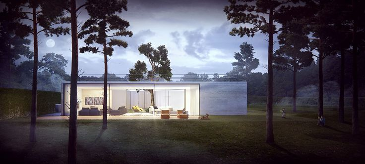 Oak House - Relaxing ... on Behance