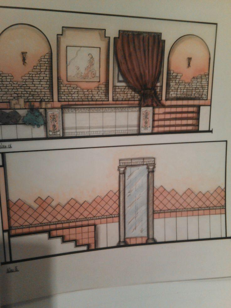 aspect of bathroom design!!!by vanessa s hand!!