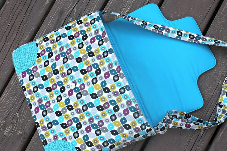 Lilium Laptop Bag | Sew Sweetness